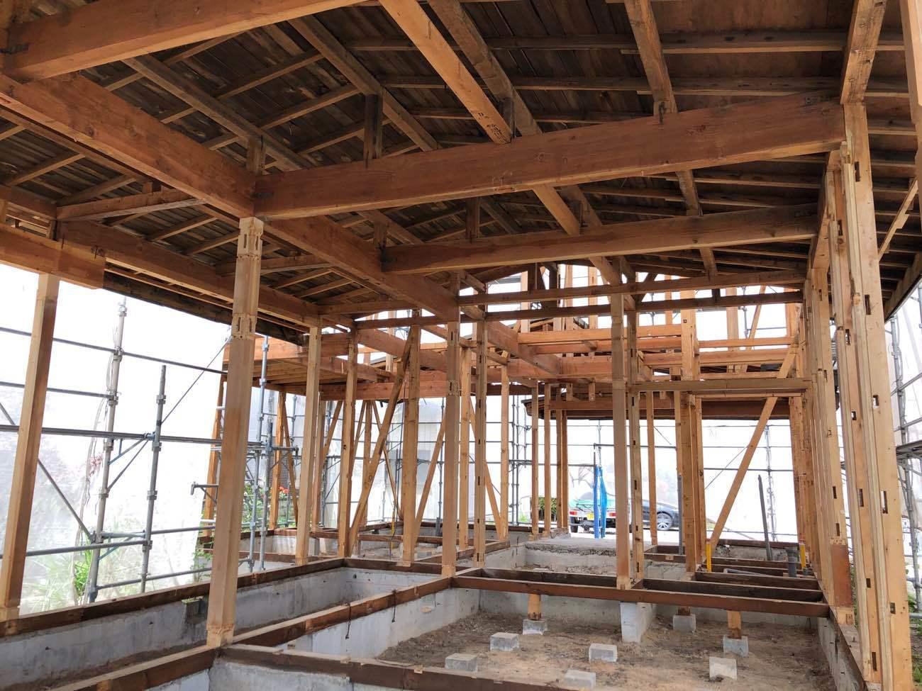 【完全予約制】戸建丸ごとリノベーション構造見学会|弘前市松原東|リフォーム工房イエだから
